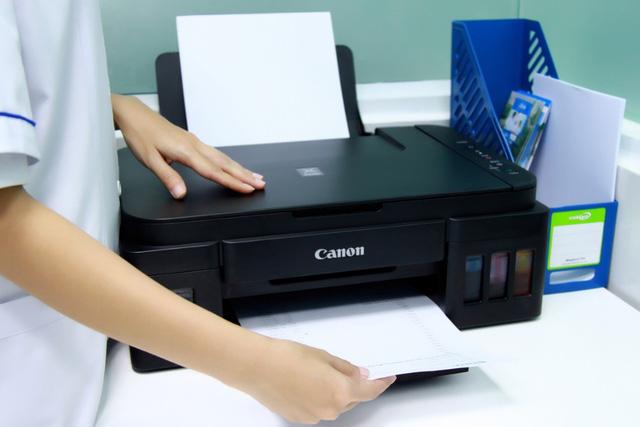 Nạp mực và sửa chửa máy in